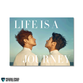 Photobook] TVXQ - LIFE IS A JOURNEY]
