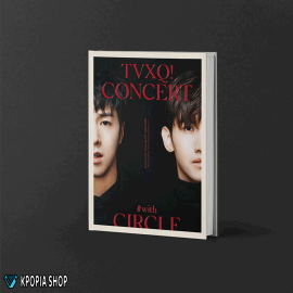 Photobook] TVXQ - TVXQ! CONCERT -CIRCLE- #with Photobook]