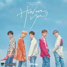 N.Flying - Mini album Vol.4 - HOW ARE YOU?