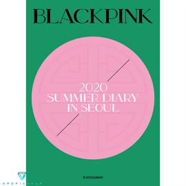 BLACKPINK - 2020 BLACKPINK'S SUMMER DIARY IN SEOUL DVD