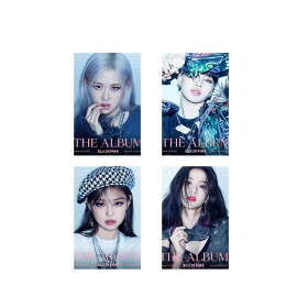 (THE ALBUM) PhotoCard BlackPink