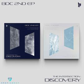 BDC - EP Album [THE INTERSECTION : DISCOVERY ( النسخة العشوائية.)