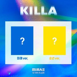 [النسخة العشوائية] MIRAE - Mini Album Vol.1 [KILLA - MIRAE 1st Mini Album]