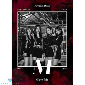 G-reyish - Mini Album Vol.1 [M]