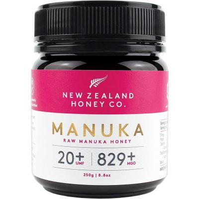 New Zealand Honey Co. Raw Manuka Honey UMF 20+ / MGO 829+ | 8.8oz / 250g